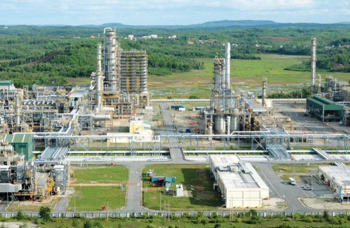 Lọc hóa dầu Nghi Sơn góp hơn 76% trong tổng số 5.556 tỷ tiền thuế của Thanh Hóa