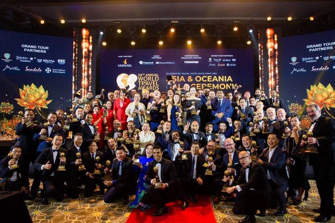 Dẫn đầu 9 hạng mục – VinPearl đạt kỷ lục tại giải hưởng du lịch thế giới Châu Á và Châu Đại Dương – WTA 2019 - 1