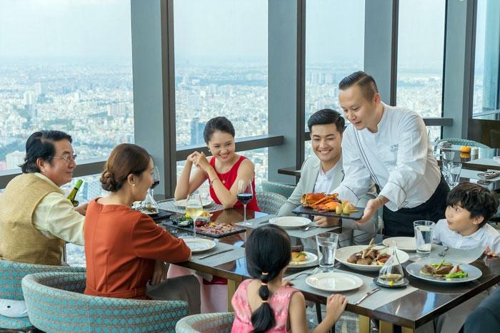 VinPearl Luxury LandMark 81 là 'Khách sạn hướng sông hàng đầu thế giới' 2019 - 4