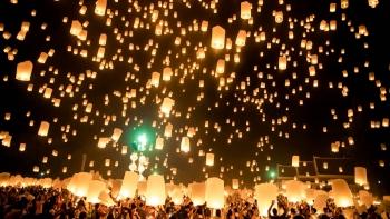 Ấn tượng với 5 lễ hội trên không độc đáo nhất thế giới