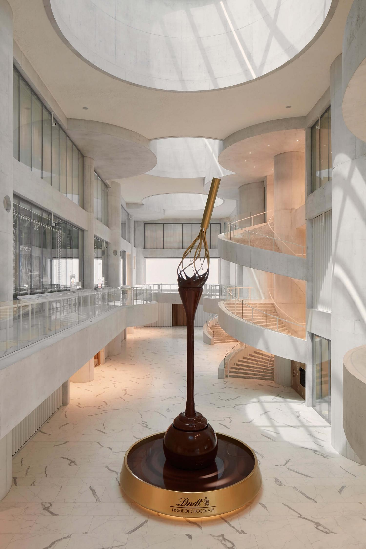 Tận hưởng thế giới ngọt ngào trong các bảo tàng sôcôla nổi tiếng