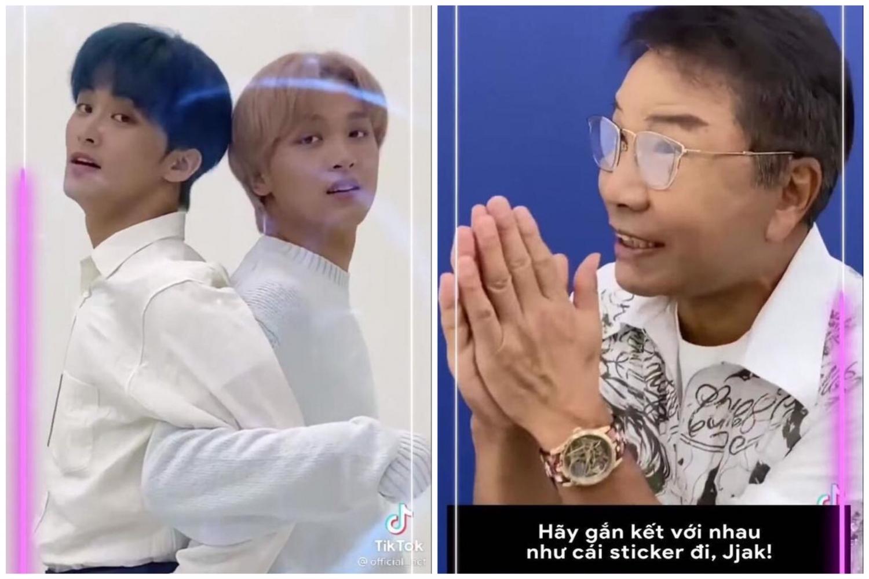 Sao Hàn ngày 19/9: Lee Soo Man hài hước trên TikTok của NCT 127