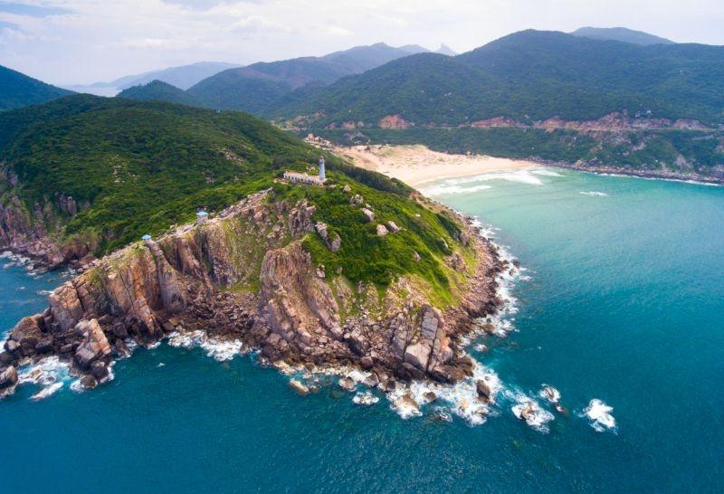 Đảo Hòn Nưa: Vẻ đẹp hoang sơ đầy thơ mộng