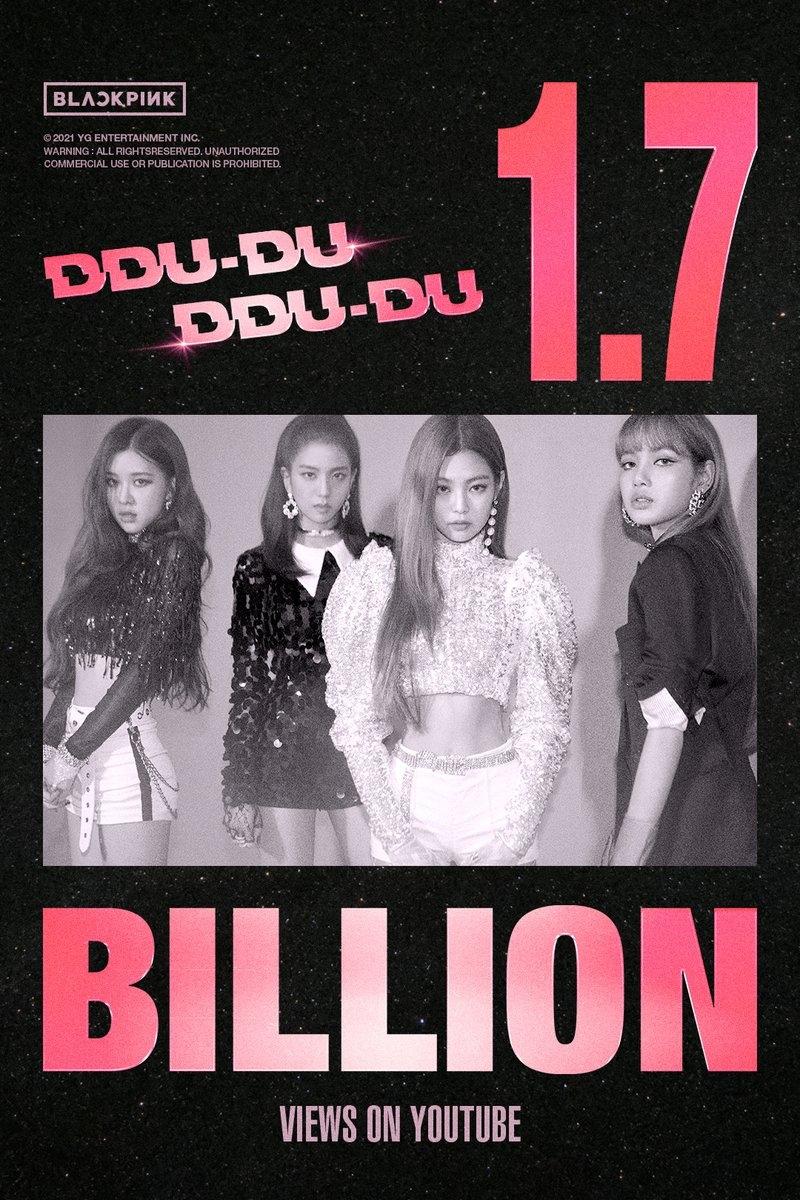 """Sao Hàn ngày 24/9: """"DDU-DU DDU-DU"""" cán mốc 1,7 tỷ view; SEVENTEEN thông báo comeback"""