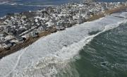 """Các vùng cửa biển sẽ bị """"nuốt chửng"""" hàng trăm mét"""