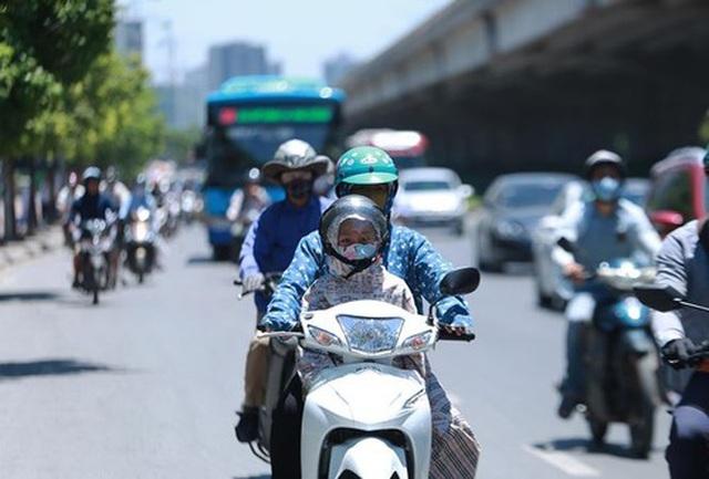 Thời tiết ngày 16/5/2021: Hà Nội nắng nóng, có nơi trên 36 độ