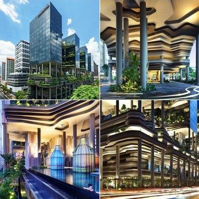 10 công trình kiến trúc ấn tượng nhất thế giới