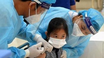 Campuchia: Triển khai tiêm vắc xin Covid-19 cho trẻ em từ 6 đến 12 tuổi