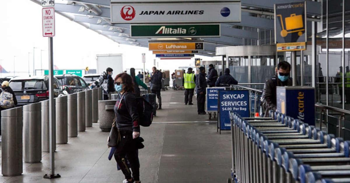 Hoa Kỳ: Nới lỏng hạn chế đi lại với du khách quốc tế