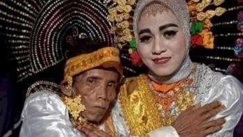 Cầu hôn mẹ không được, người đàn ông cưới luôn con gái 19 tuổi
