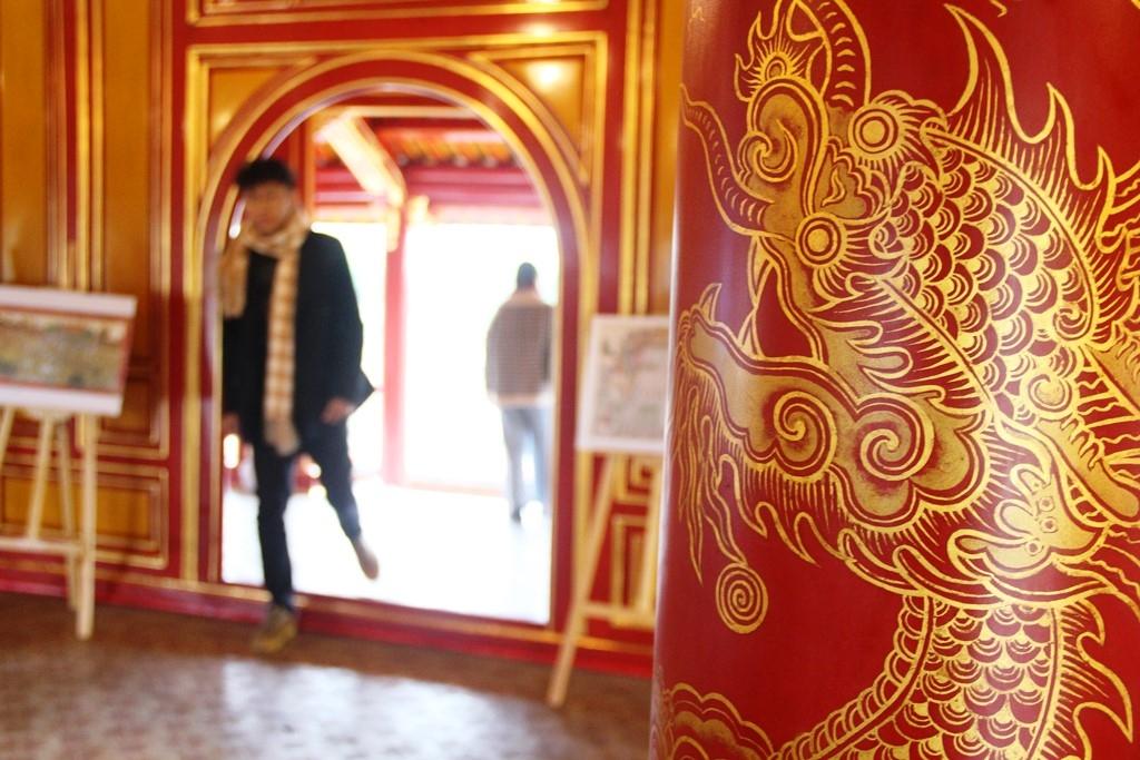 Huế: Ngọ Môn mở cửa đón khách sau thời gian dài trùng tu