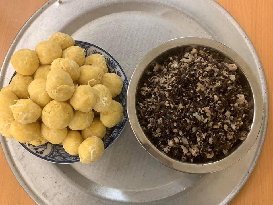 Bánh sắn - Loại bánh dân dã mang đậm bản sắc miền quê trung du