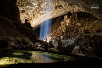 """""""Vương quốc hang động"""" Quảng Bình nổi bật trong bộ ảnh kỳ quan Việt Nam trên Google Arts & Culture"""