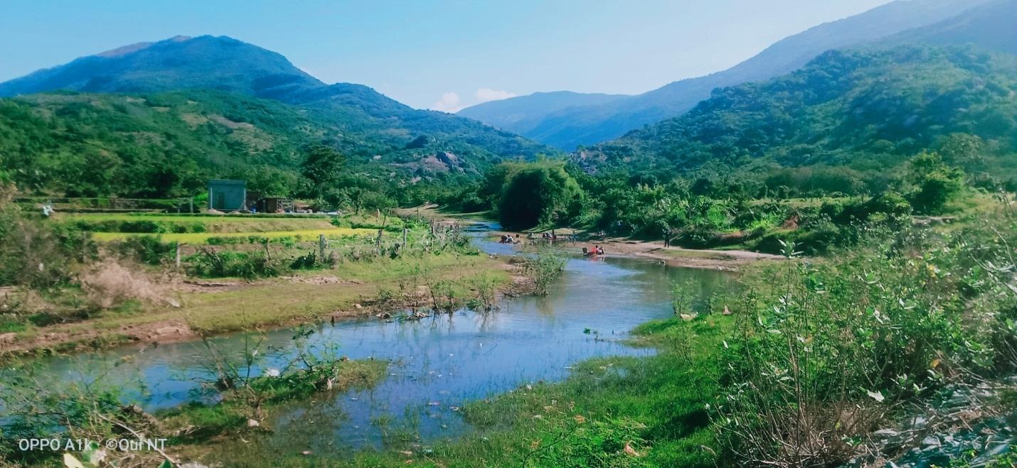 Suối Kiền Kiền - Điểm du lịch sinh thái hấp dẫn không thể bỏ qua khi đến Ninh Thuận