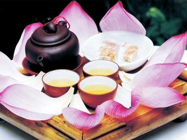 Những món ăn tinh tế từ hoa sen thơm ngon hấp dẫn