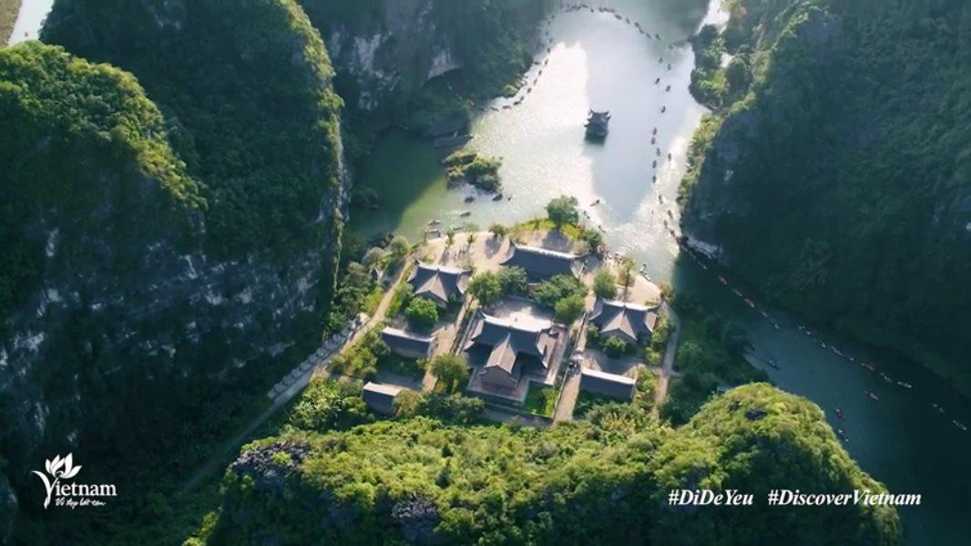 Gần 1,1 triệu lượt xem Clip quảng bá du lịch Việt Nam trên YouTube