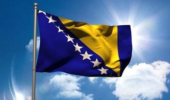 Điện mừng Quốc khánh Bosnia and Herzegovina