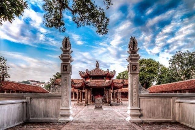 Chùa Láng - Đệ nhất tùng lâm phía Tây thành Thăng Long