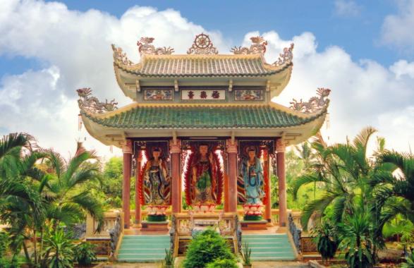 Ngôi chùa 300 năm ở Sài Gòn mà