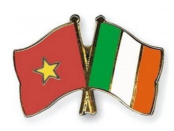 Điện mừng 25 năm ngày thiết lập quan hệ ngoại giao Việt Nam - Ailen