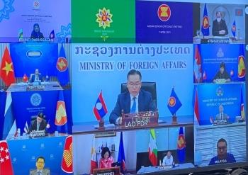 Hội nghị Quan chức cao cấp ASEAN theo hình thức trực tuyến