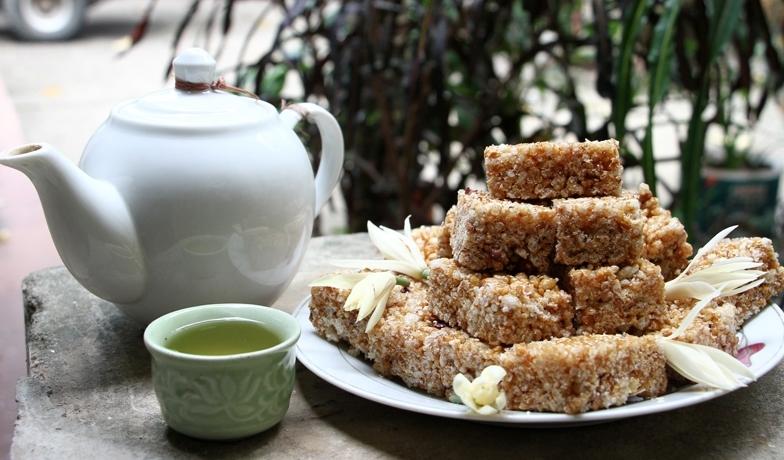 Khẩu sli - món ăn truyền thống của người Tày