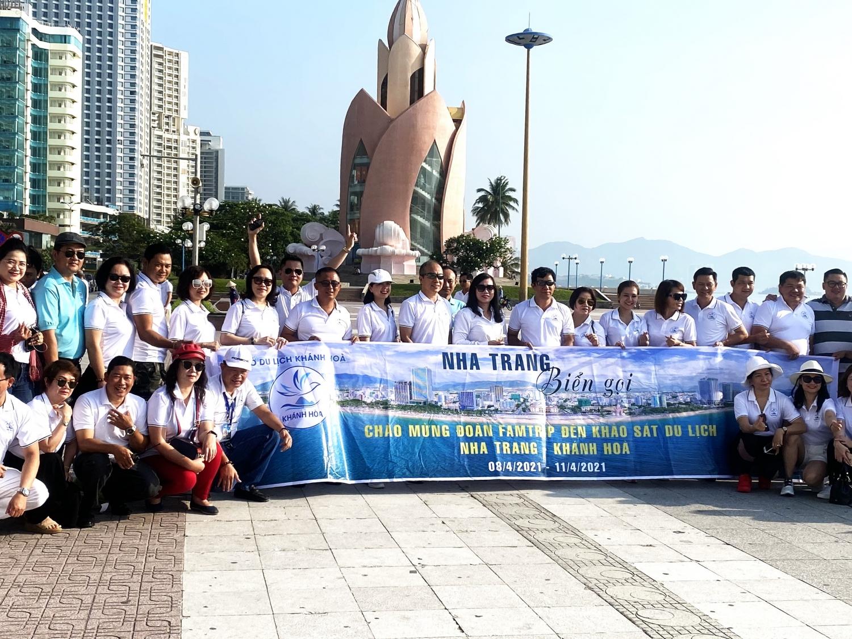 Lữ hành ba miền khảo sát du lịch Nha Trang - Khánh Hòa năm 2021