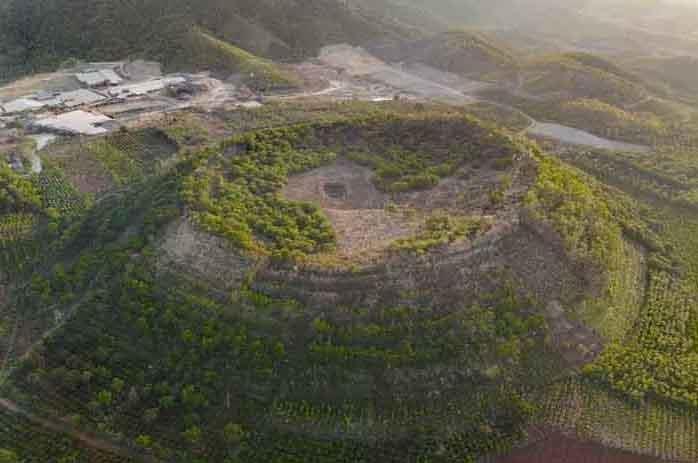 Công viên Địa chất toàn cầu Đắk Nông được giới thiệu tham gia phát hành tem bưu chính