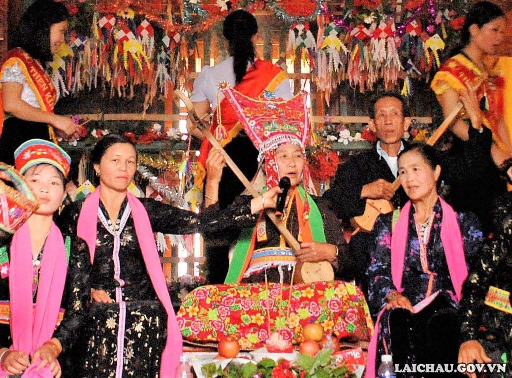 Lễ hội Then Kin Pang huyện Phong Thổ năm 2021 sẽ diễn ra từ ngày 20/4 - 21/4/2021