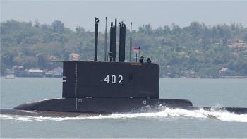 Lãnh đạo Việt Nam gửi điện chia buồn với Indonesia về vụ tàu ngầm KRI Nanggala-402 gặp nạn