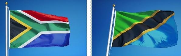Điện mừng Quốc khánh nước CH Tanzania và nước CH Nam Phi