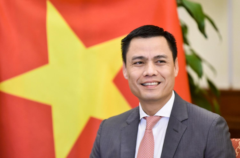 Thứ trưởng Bộ Ngoại giao Đặng Hoàng Giang trả lời phỏng vấn về kết quả tháng Việt Nam đảm nhiệm vai trò Chủ tịch HĐBA