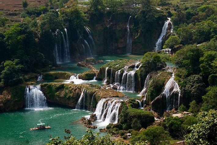 Du lịch Đắk Nông đừng quên ghé hồ Tà Đùng