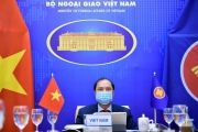 Đối thoại ASEAN - Mỹ lần thứ 34 theo hình thức trực tuyến