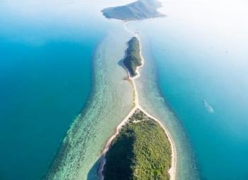 Vẻ đẹp độc đáo của vịnh Vân Phong