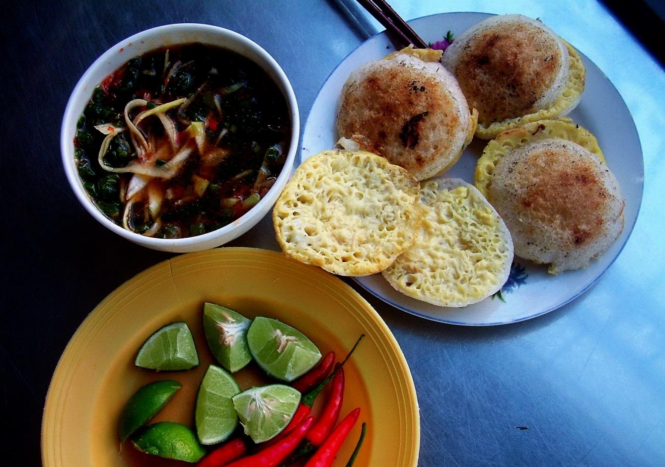 Nghe nói ở Nha Trang đồ ăn rất ngon!