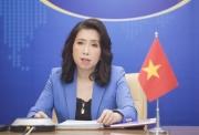 Việt Nam luôn tôn trọng và thực hiện nhất quán chính sách bảo đảm quyền tự do tín ngưỡng, tôn giáo và luật pháp quốc tế