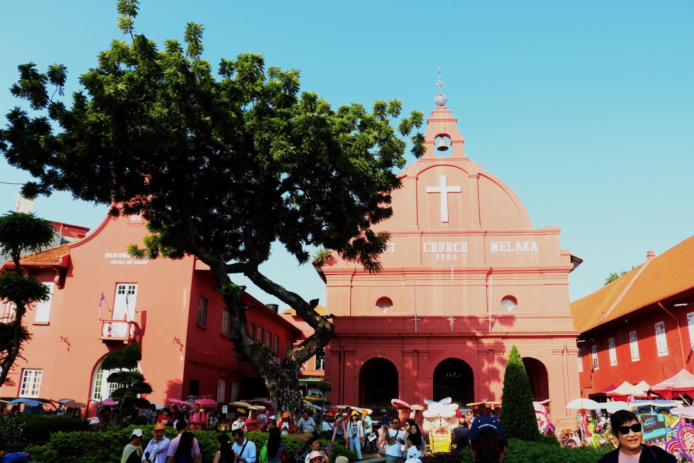 Phố cổ Malacca