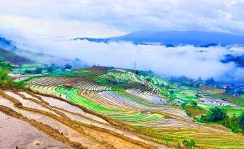 Lai Châu mùa nước đổ