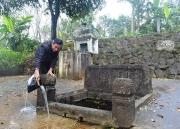 Giếng cổ Champa, mạch nguồn trăm năm chảy mãi…