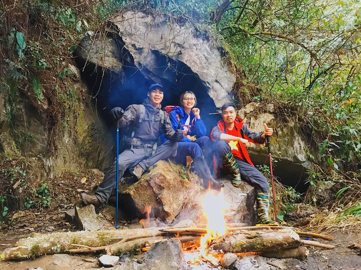 Chinh phục Pu Si Lung - Đỉnh núi cao thứ 2 Việt Nam