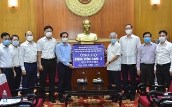 Cộng đồng người Việt ở nước ngoài ủng hộ hơn 6,2 tỷ đồng cho Quỹ vaccine Covid-19