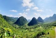 Du ngoạn cảnh đẹp vùng Lục Khu, Cao Bằng