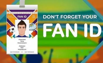 Khuyến cáo công dân nhập cảnh Nga sử dụng thẻ Fan ID