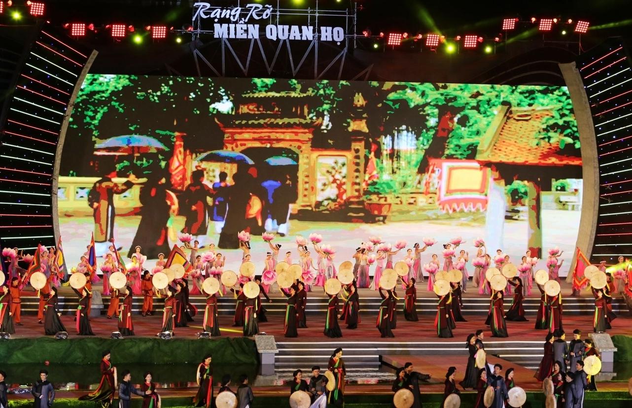 """Nhiều phương án tổ chức Festival """"Về miền Quan họ"""", kỷ niệm 190 năm thành lập và 25 năm tái lập tỉnh"""