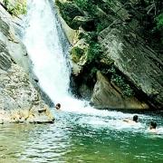 Danh thắng thác Nà Khoang
