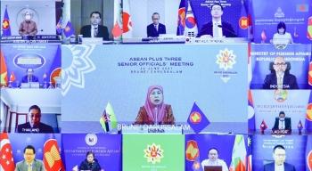 Hội nghị trực tuyến các Quan chức cao cấp ASEAN+3