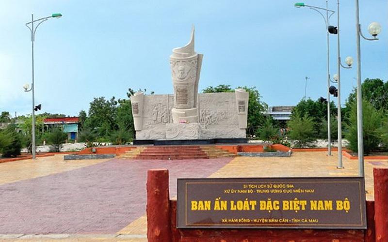 Khu di tích Bia Ấn loát đặc biệt Nam Bộ sẽ trở thành điểm du lịch về nguồn