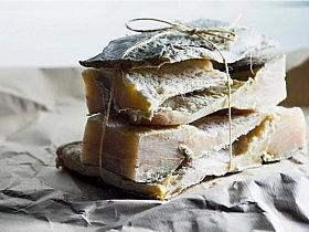 Khô cá tuyết - Món ăn quốc túy của đất nước Bồ Đào Nha