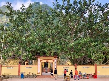 Chùa Sùng Phúc - Nơi thờ nữ tiến sĩ đầu bảng Trường Quốc học Bản Thảnh Cao Bằng